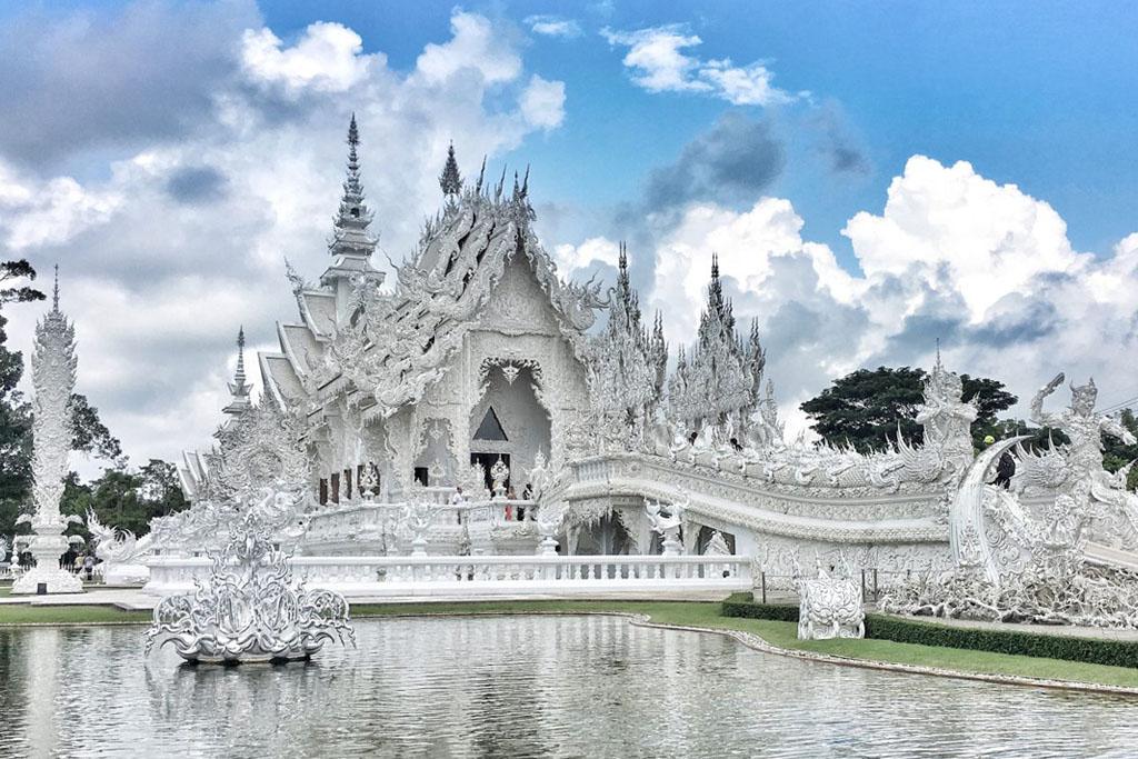 Templul Alb din Chiang Rai
