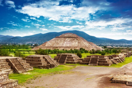 Teotihuacan Mexic
