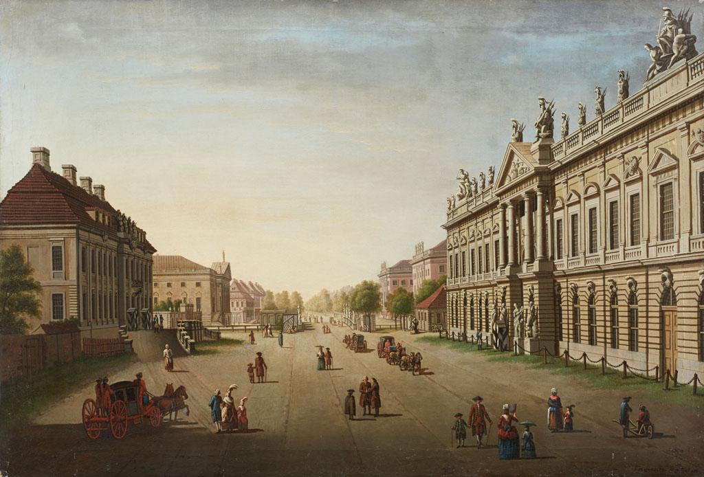 Bulevardul Unter den Linden
