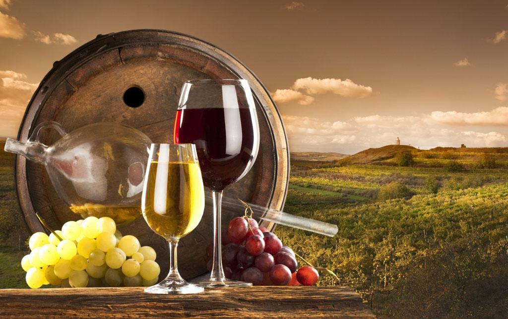 Vinuri podgorii spectaculoase
