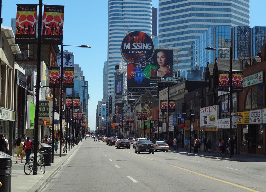 Yonge Street Ontario