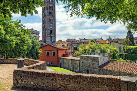 Lucca in Toscana