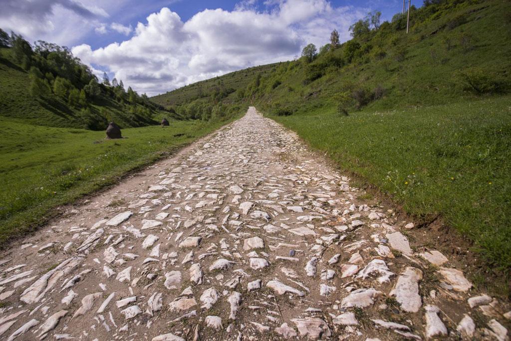 Satul Alun din Hunedoara