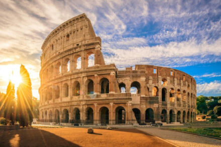 Colosseum in Roma