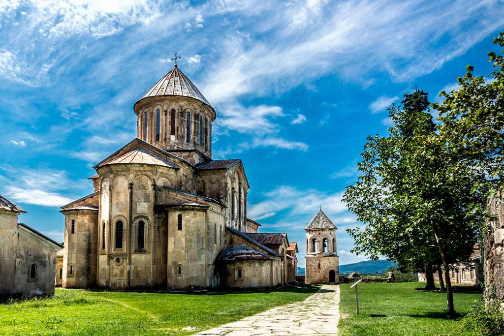 Manastirea Gelati - Georgia