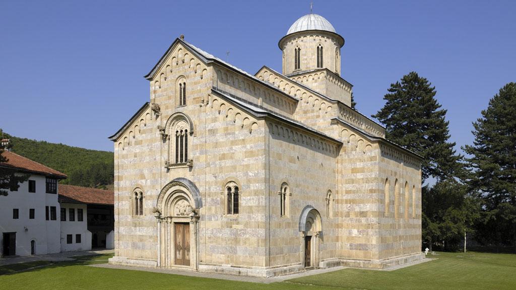 Monumentele medievale - Kosovo