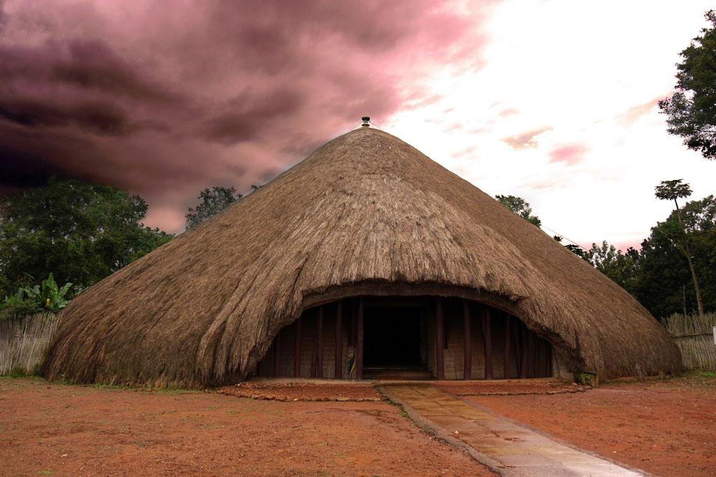 Mormintele regilor Buganda - Uganda
