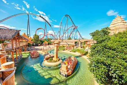 Parcul de distractii Port Aventura World
