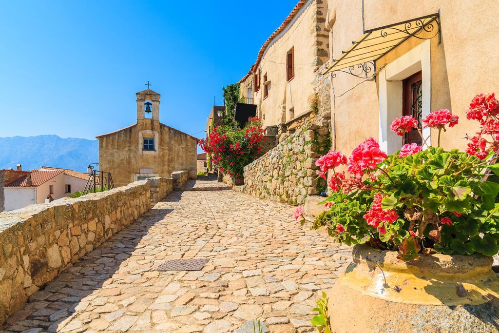 Corsica Franta