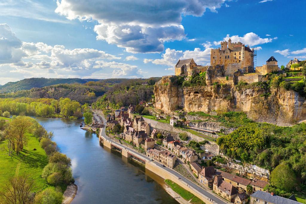 Dordogne Franta