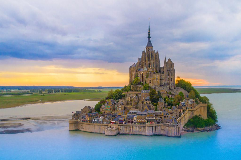 Normandia Franta