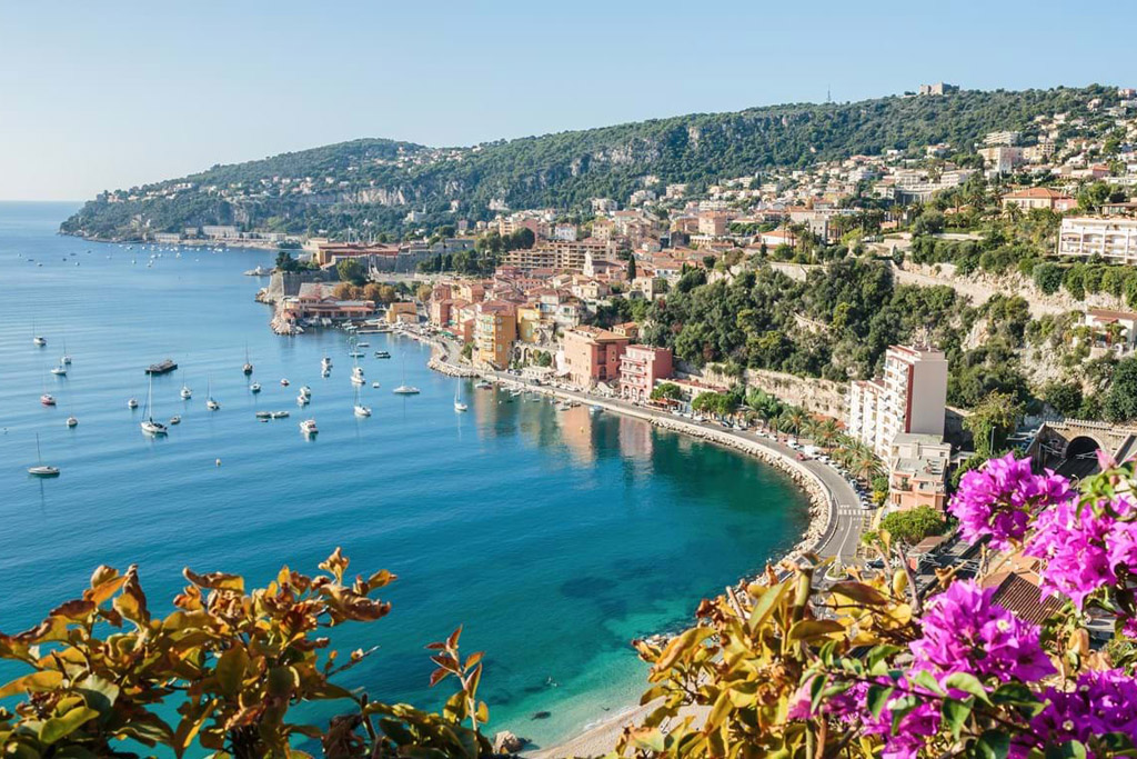 Obiective turistice in Franta