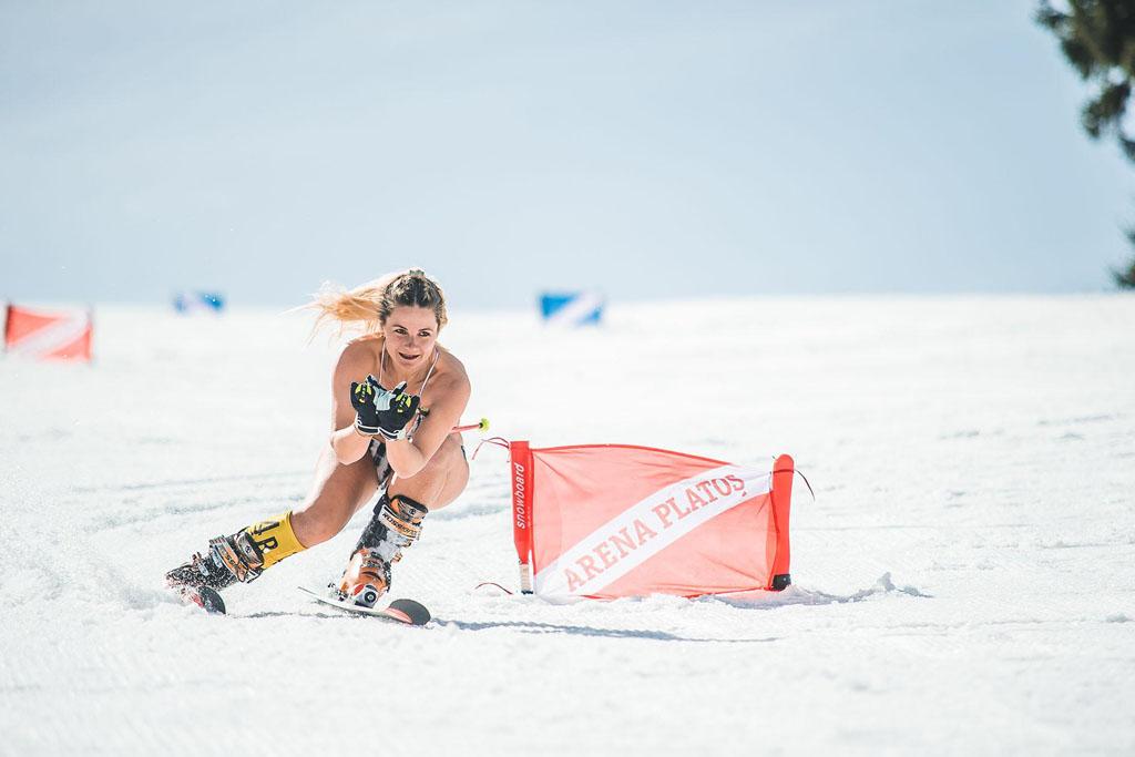 Ski in Paltinis Sibiu