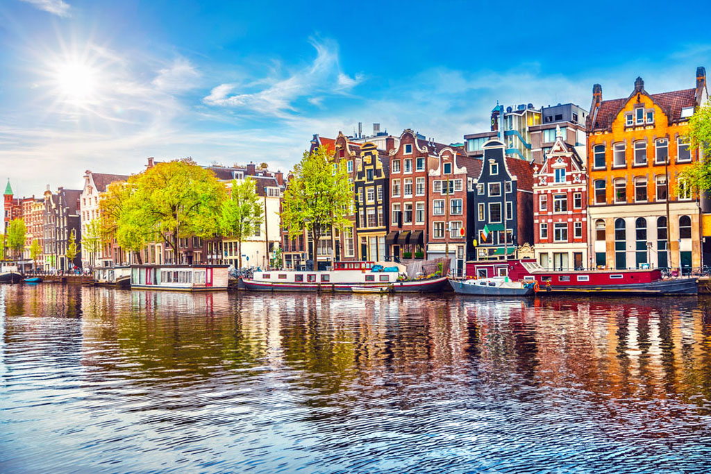 Amsterdam Capitala Olanda