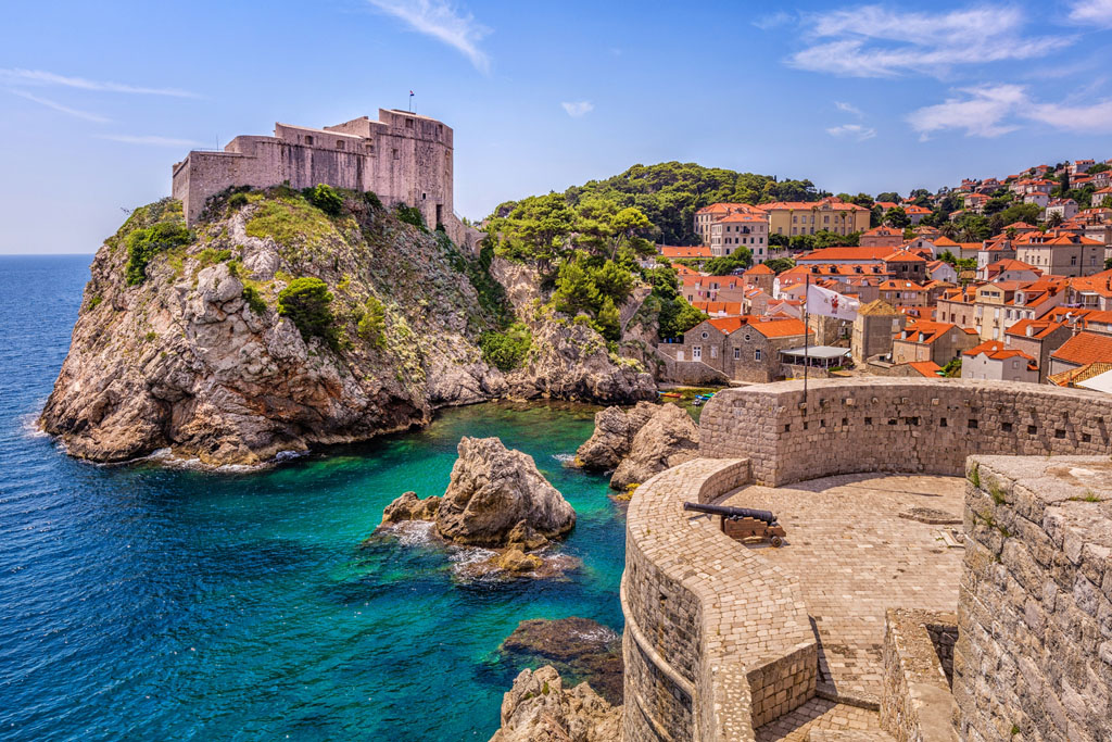 Cetatea din Dubrovnik