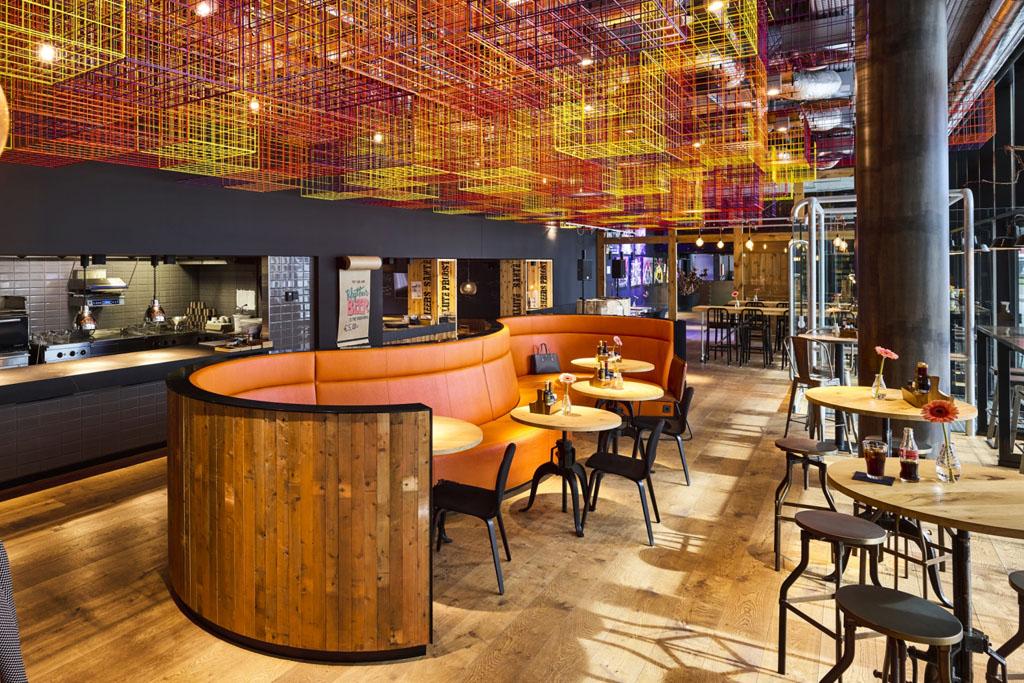 Jazz Bar in Amsterdam