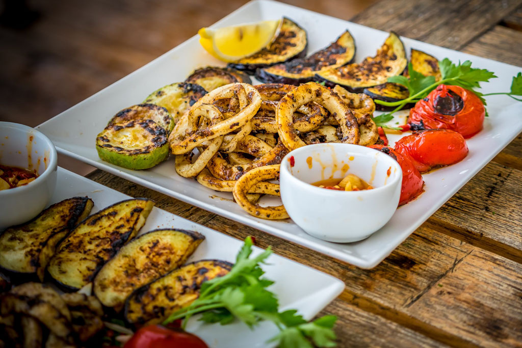 Restaurante in Mamaia