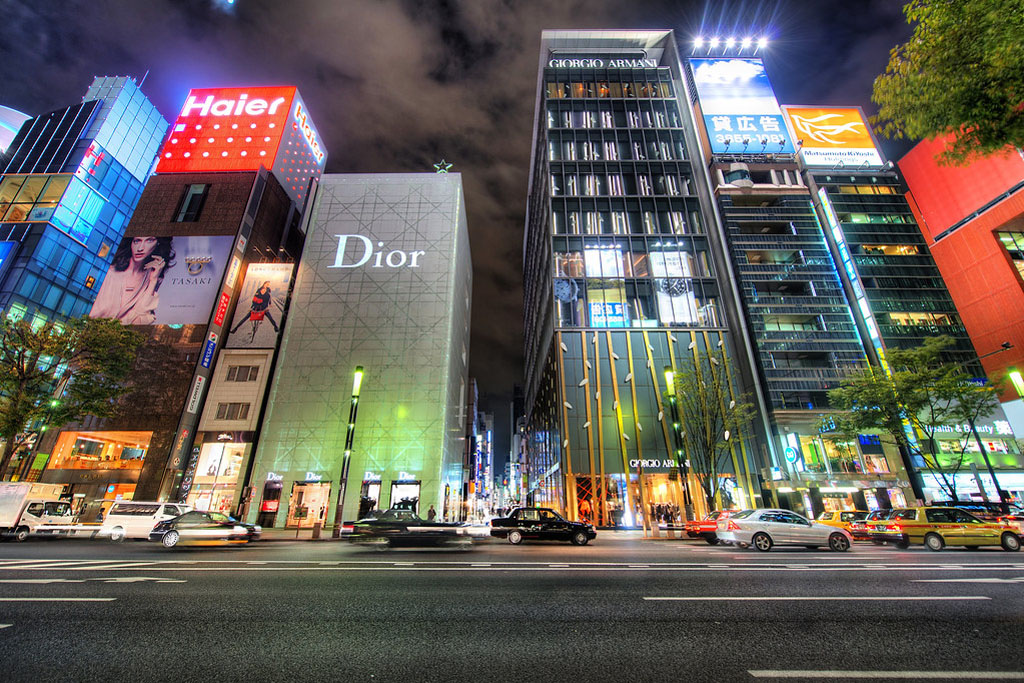 Ginza Japan