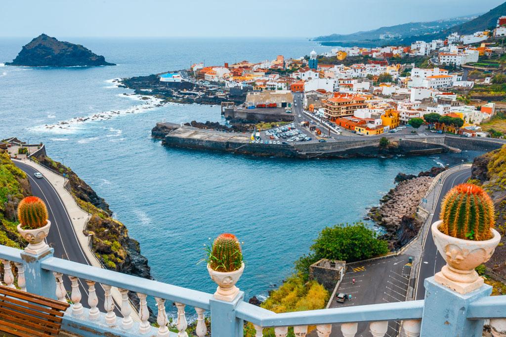 Obiective turistice in Tenerife