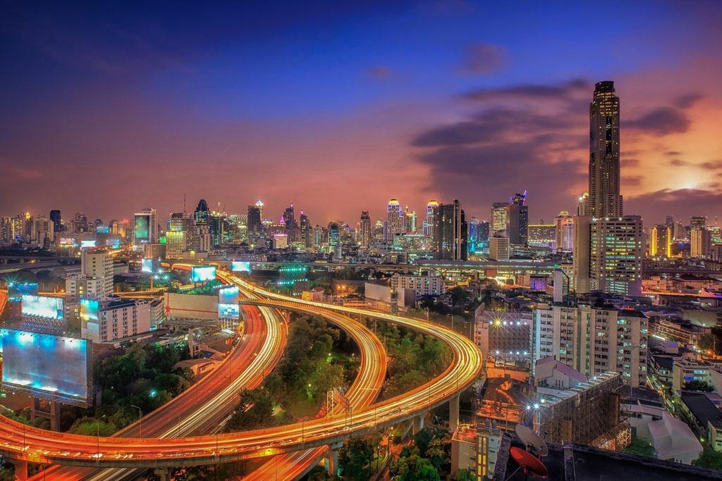 Capitala Thailandei Bangkok