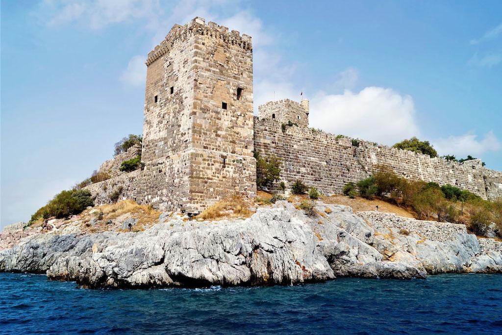 Castelul Bodrum Turcia