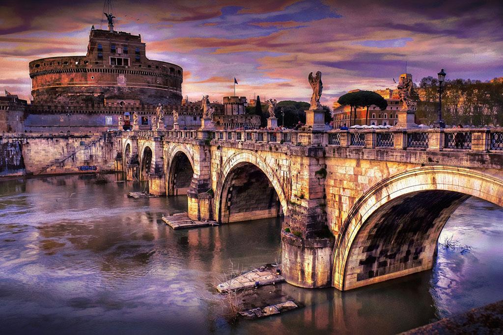 Castelul Sant'Angelo Roma