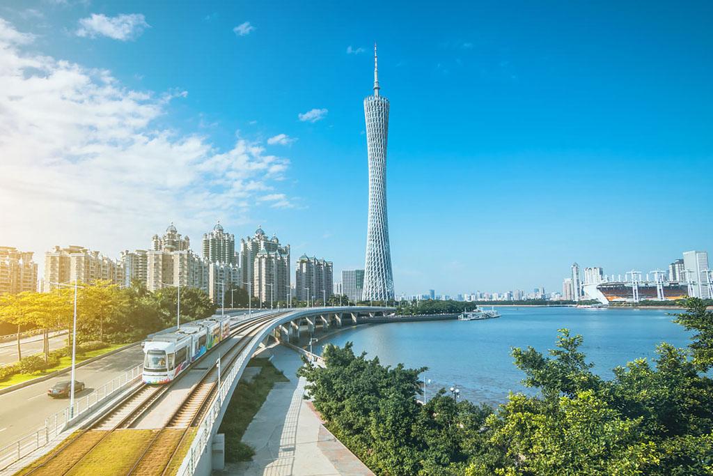 Guangzhou - China