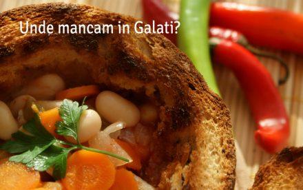 Mancare in Galati