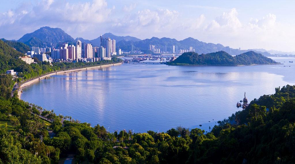 Zhuhai orasul cu 100 de insule