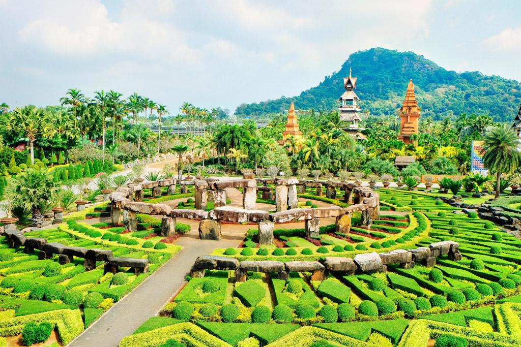 Gradina Tropicala Nong Nooch Pattaya