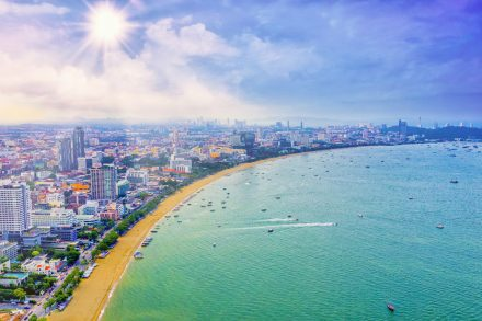 Pattaya Thailanda