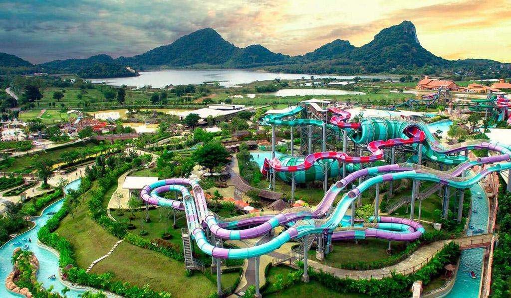 Pattaya Water Park Thailand