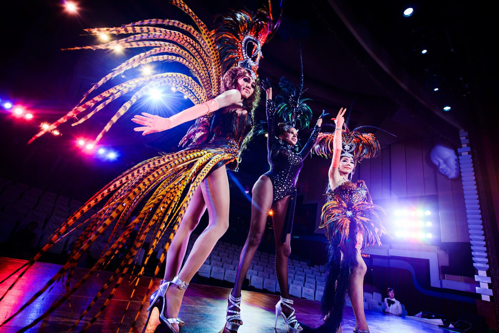 Pattaya Tiffany Cabaret Show
