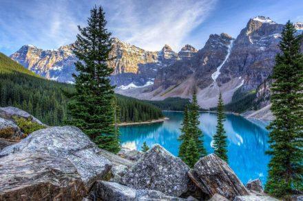 Parcul Banff Canada