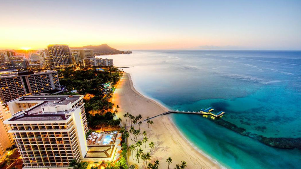 Hawaii - Honolulu