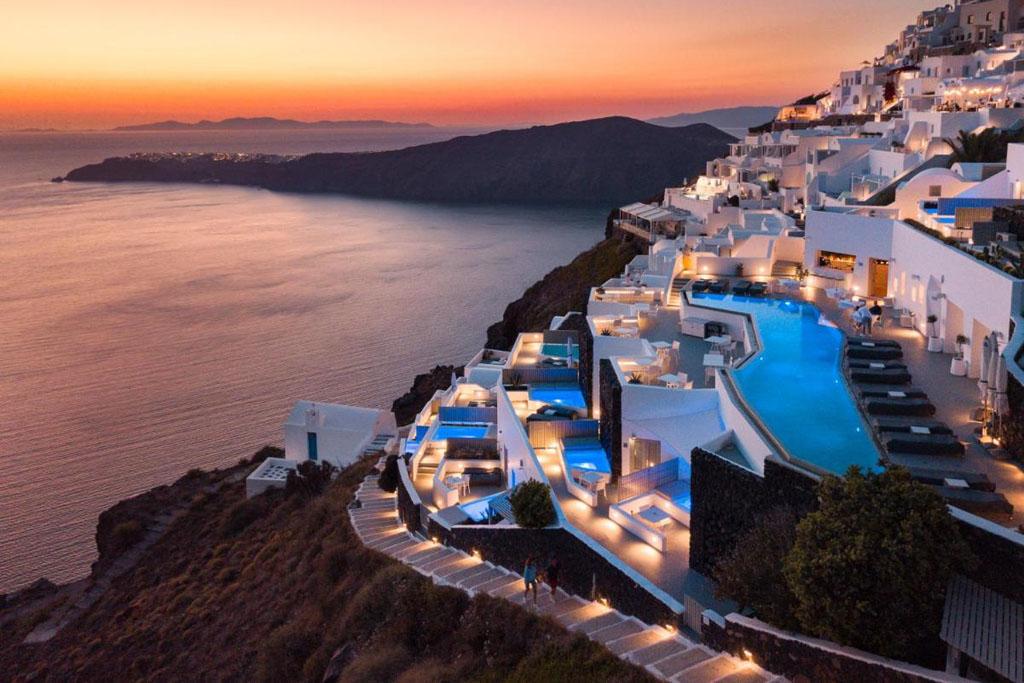 Hotel Santorini Grace