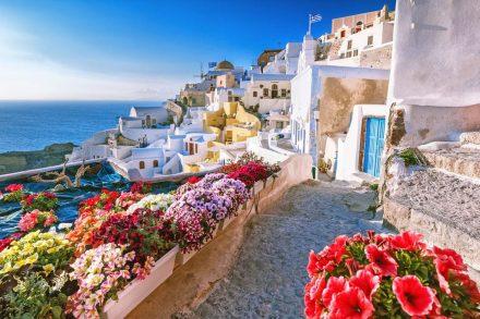 Insula Santorini - Grecia