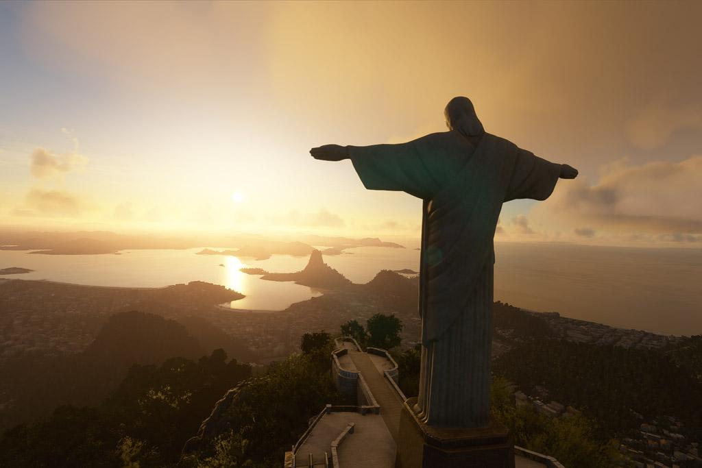Obiective turistice Brazilia
