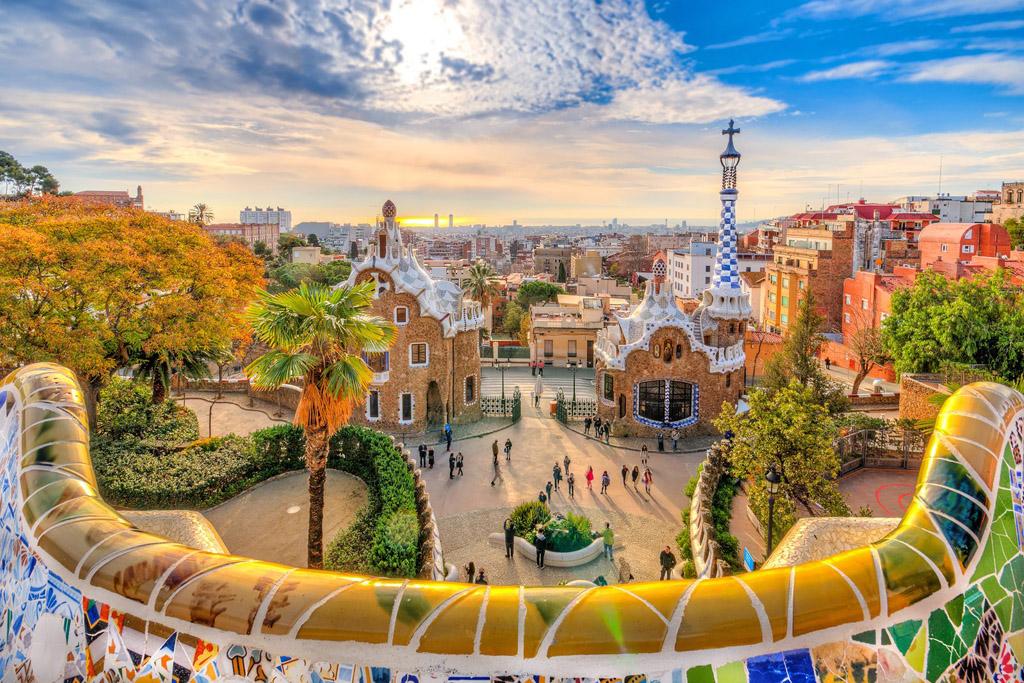 Barcelona Spania