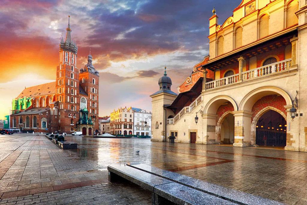 Cracovia Poland