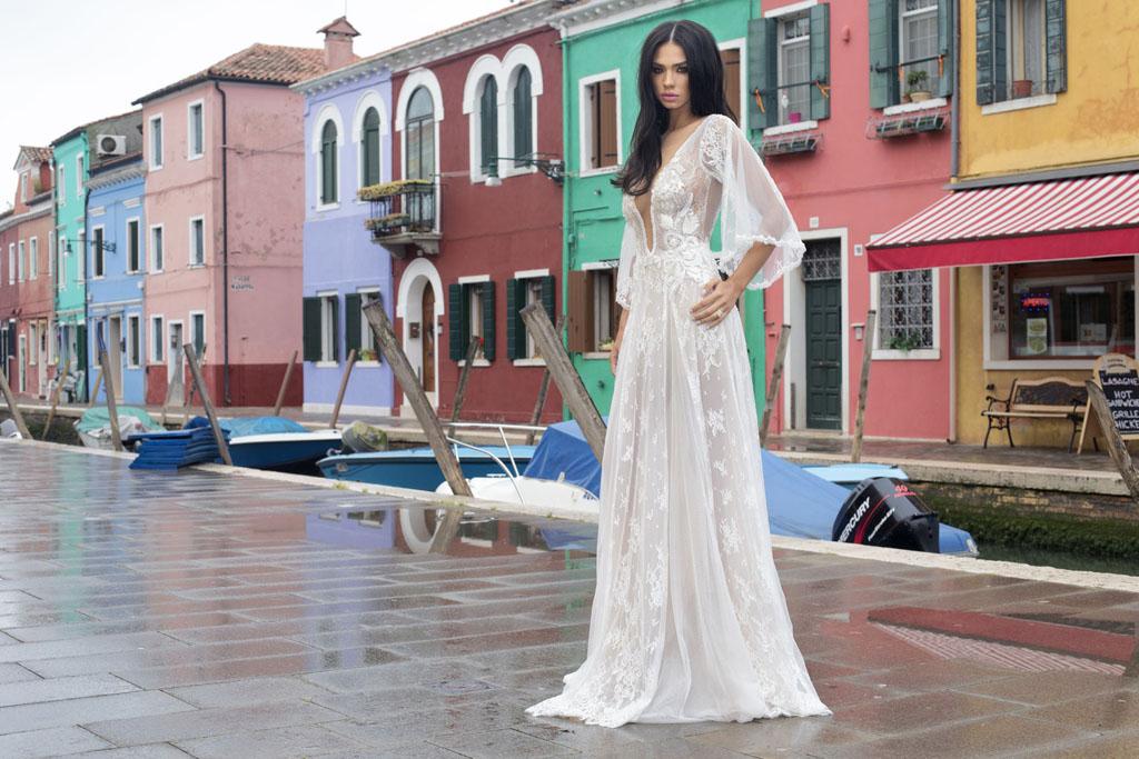 Rochie de mireasa Burano