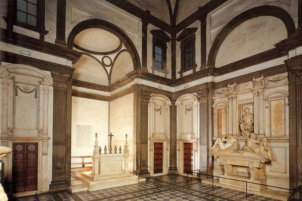 Mormantul lui Lorenzo di Medici
