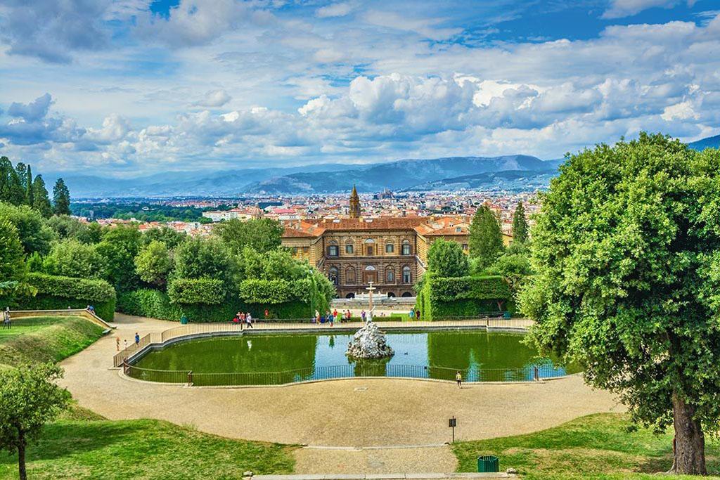 Palate renascentiste din Florenta