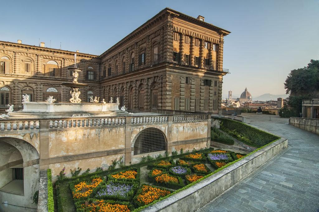Palatele florentine renascentiste