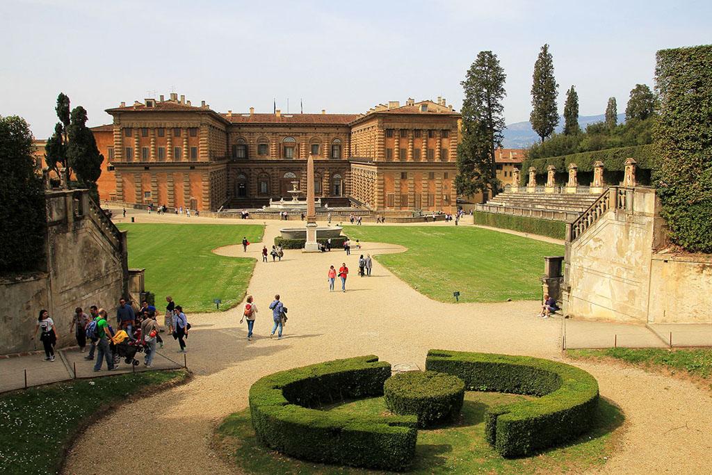 Palazzo Pitti Florenta