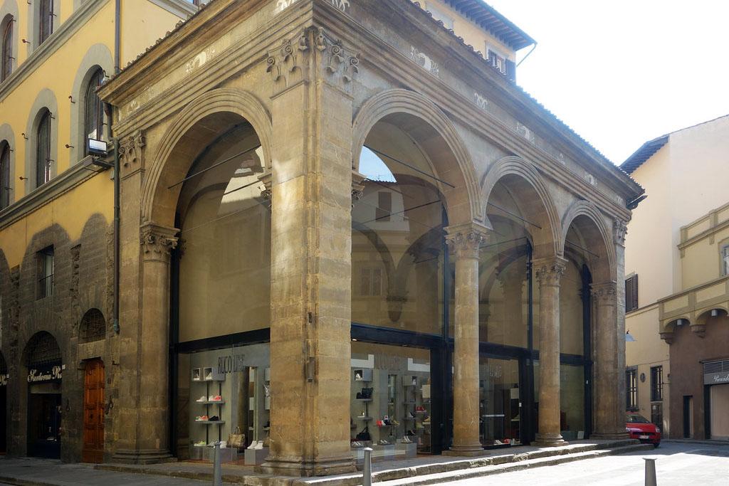 Palazzo Rucellai Florenta