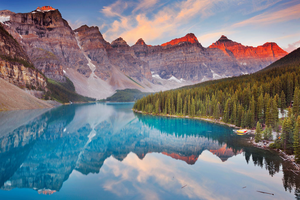 Parcul National Banff Canada