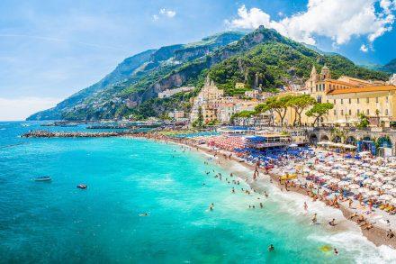 Plaja in Italia
