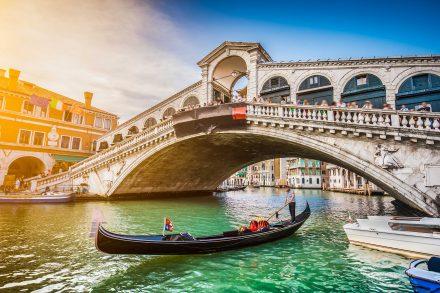 Insulele venetiene Italia